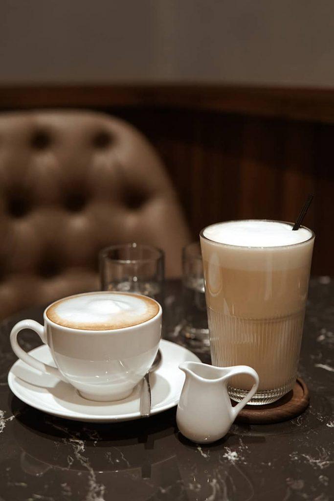 đồ uống tại Là Vì Coffee