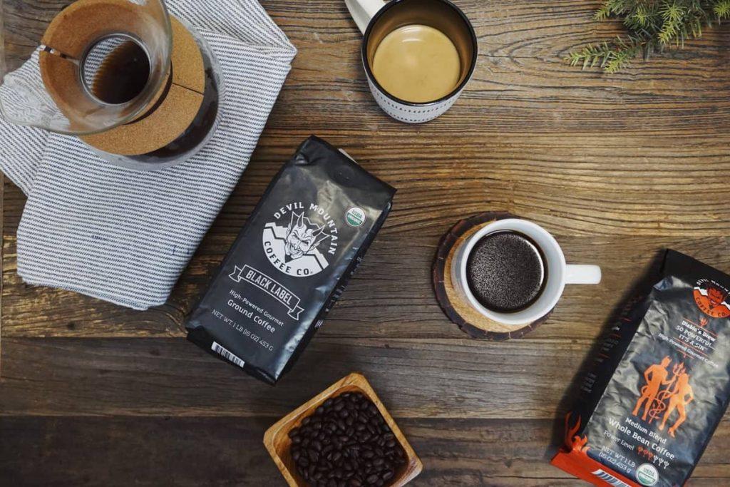 Black Label Coffee (Devil Mountain)