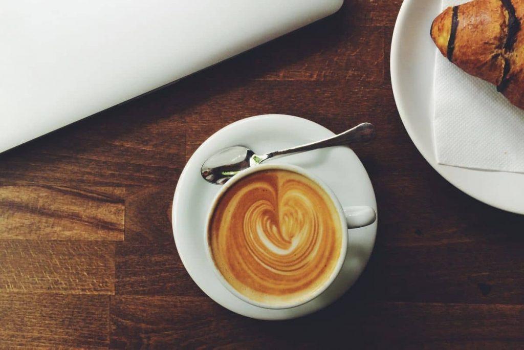 cốc cafe mocha