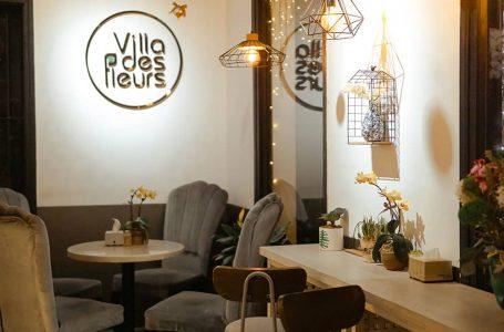 Villa Des Fleurs – Tea & CupCake
