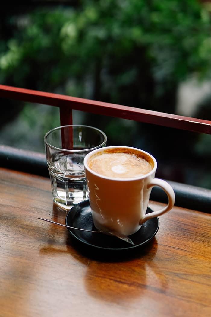 bạc xỉu Tiny Cafe Trường Chinh