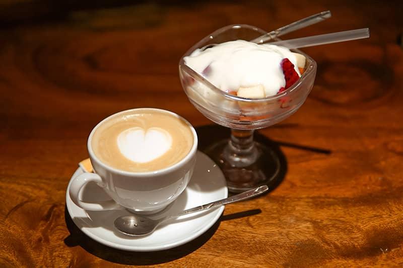 đồ uống tại An Nhiên Cafe