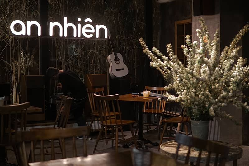 An Nhiên Cafe