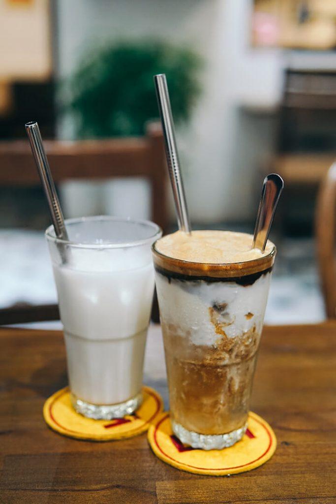 đồ uống tại Cà Phê Lâm
