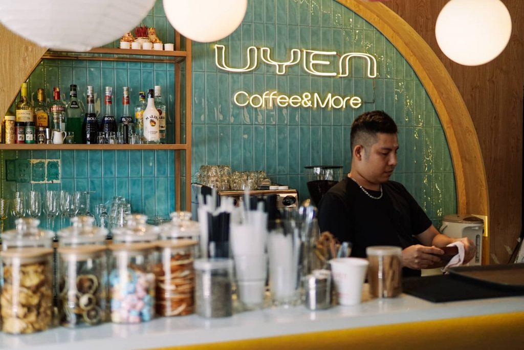 Uyen Coffee Lounge Phú Quốc