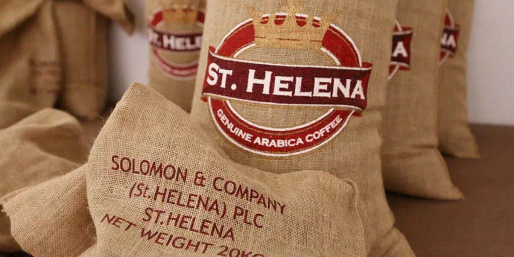 Saint Helena cafe