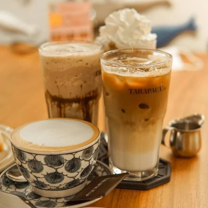 đồ uống tại Tarapaca Cafe (Phú Quốc)