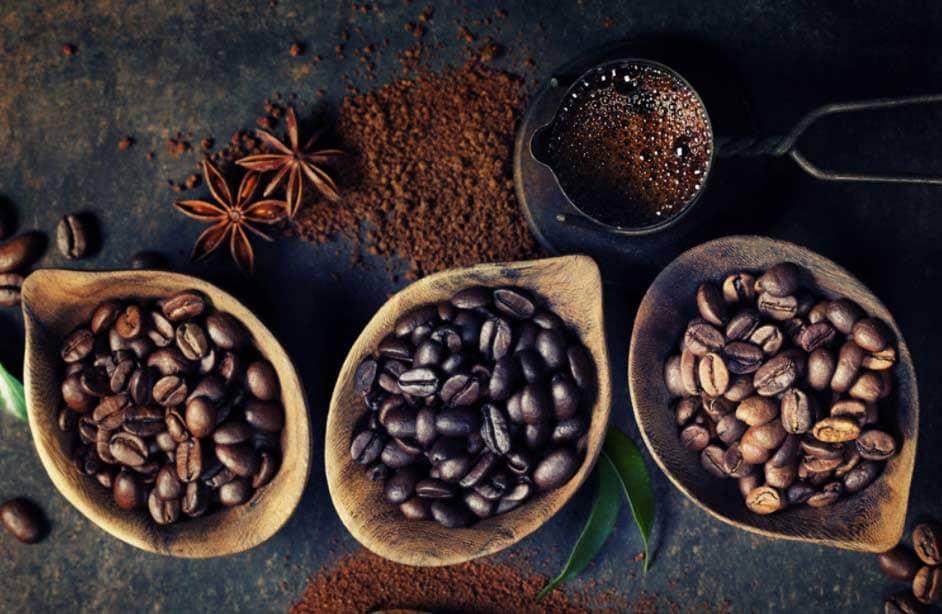phân loại các loại hạt cafe