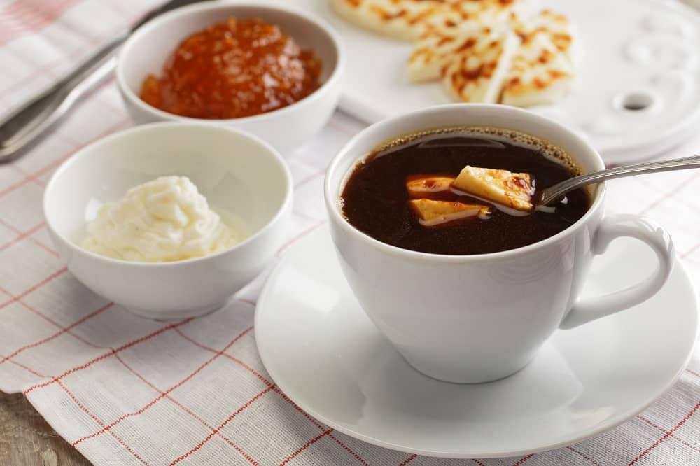 kaffeost - cà phê phô mai Scandinavia