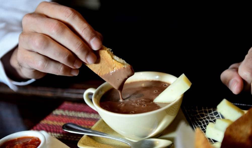 cà phê phô mai Colombia