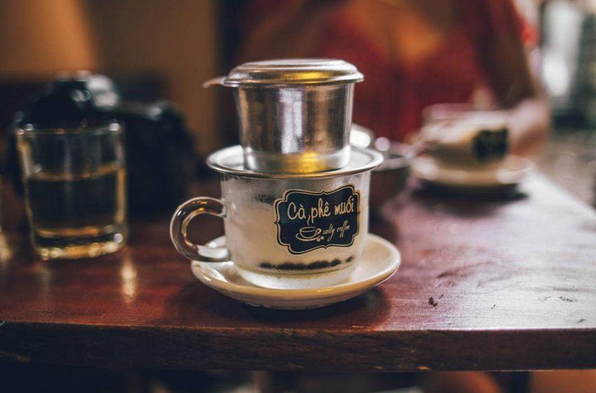 Cà phê muối đặc sản gốc Huế | Cách làm cà phê muối tại nhà siêu dễ